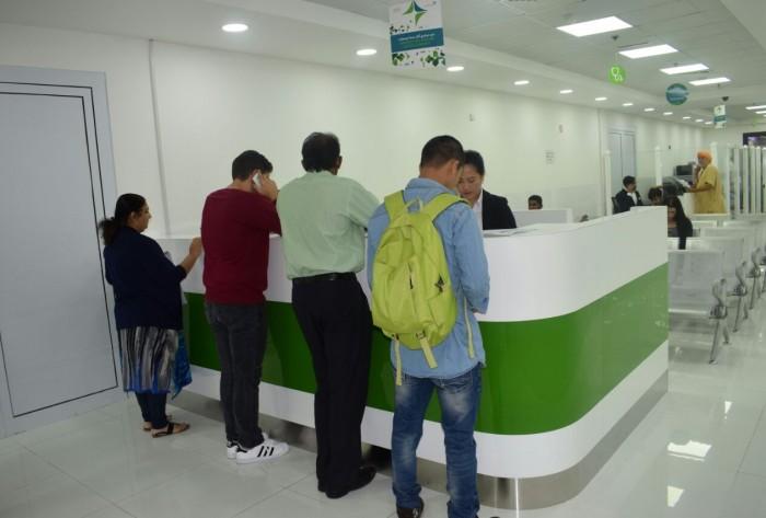 Dubai visa medical